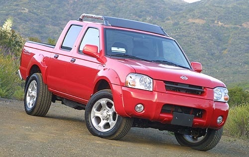 2003 Nissan Frontier Supercharged Manual