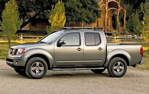 Used 2008 Nissan Frontier Pricing For Sale Edmunds