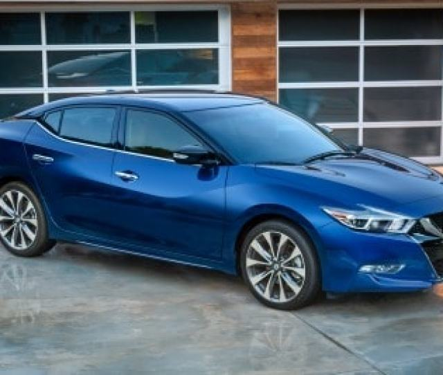 2017 Nissan Maxima 3 5 Sr Sedan Exterior Shown