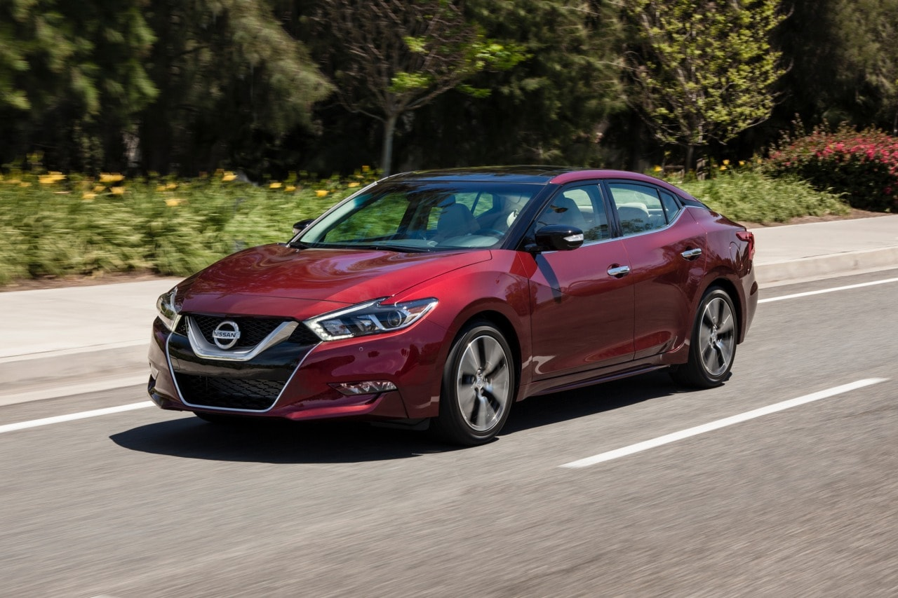 2018 Nissan Maxima Pricing  For Sale  Edmunds