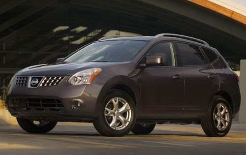 Used 2008 Nissan Rogue Pricing For Sale Edmunds