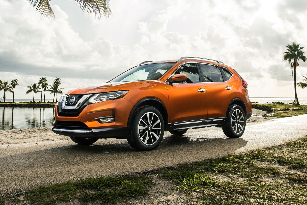 Used 2017 Nissan Rogue for sale  Pricing  Features  Edmunds