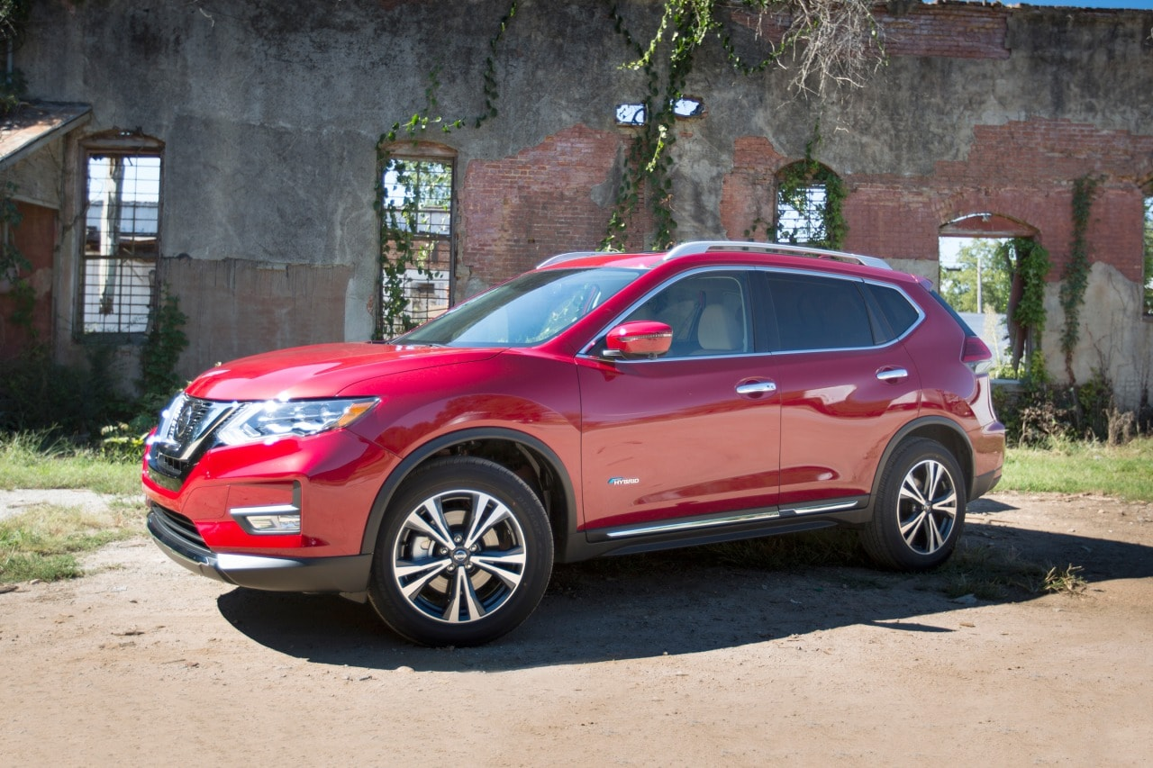 2017 Nissan Rogue Hybrid Pricing For Sale Edmunds