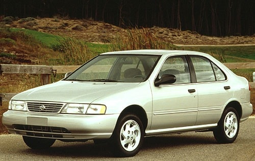 Used 1996 Nissan Sentra Pricing - For Sale