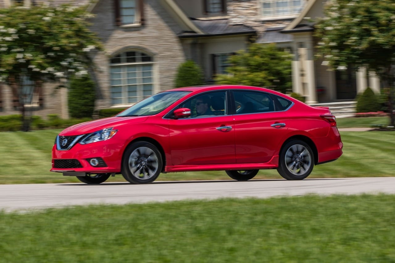 2018 Nissan Sentra Sedan Pricing  For Sale  Edmunds