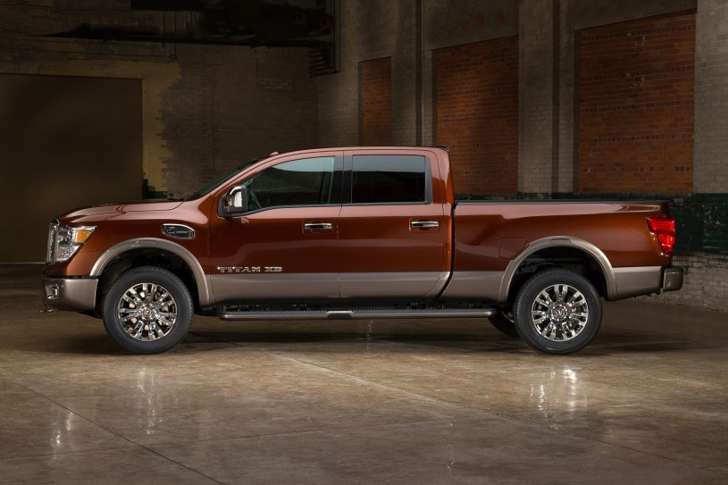 Nissan Titan Xd 2017 Best Lease Deals, Purchase Pricing