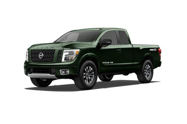 Nissan Titan King Cab Review Research New Amp Used Titan