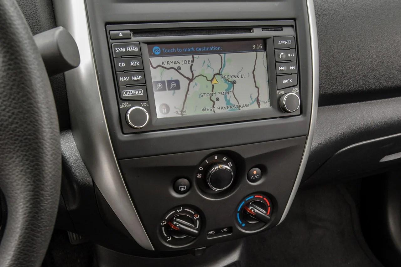 Used 2015 Nissan Versa Sedan Pricing For Sale Edmunds