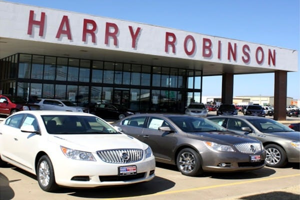 Harry Robinson Buick GMC Picture