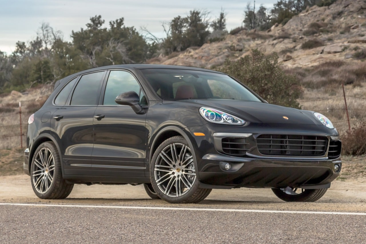 Used 2016 Porsche Cayenne SUV Pricing - For Sale | Edmunds