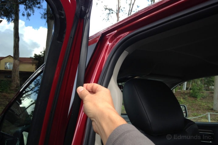 2012 Explorer Fuse Box Location Diy Door Seal Fix 2014 Ram 1500 Ecodiesel Long Term Road