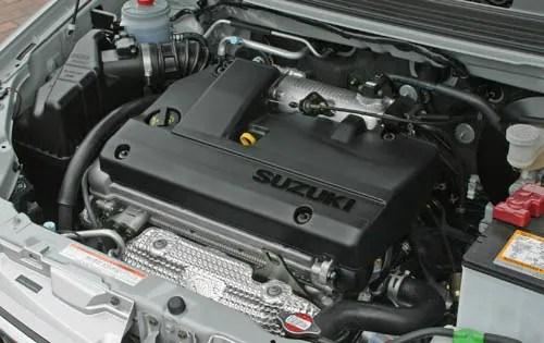 2002 Suzuki Aerio Fuel Pump Diagram