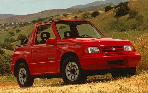 1996 Suzuki Sidekick Sport