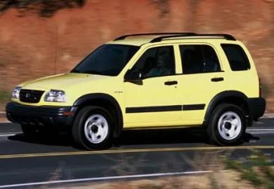 Used Suzuki Xl 7 Consumer Reviews Edmunds
