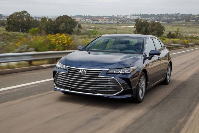 2020 Toyota Avalon Review Prices And Pictures Edmunds