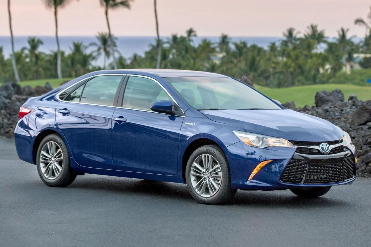 2016 Toyota Camry Hybrid Sedan Pricing  For Sale  Edmunds