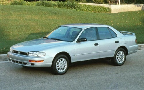 Used 1992 Toyota Camry Pricing For Sale Edmunds