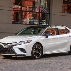 All New Camry 2018 Review Toyota