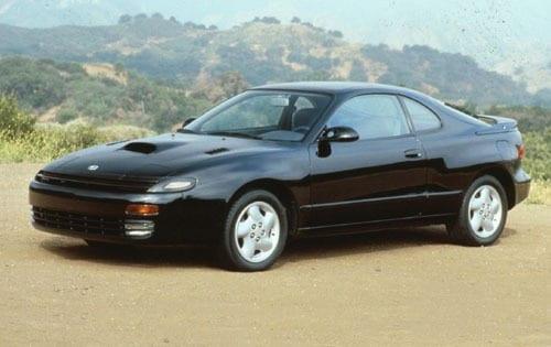 1990 Toyota Celica Hatchback Consumer