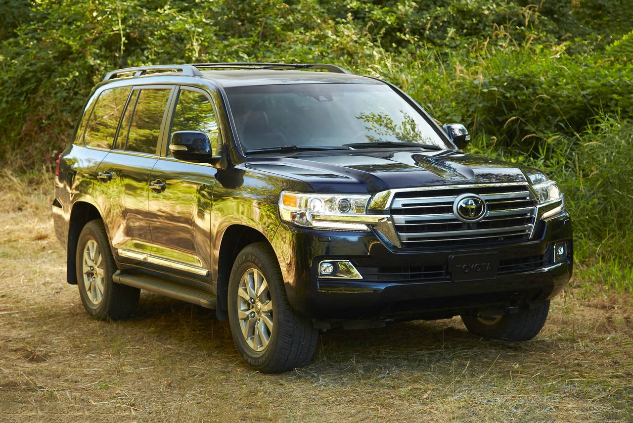 2018 Toyota Land Cruiser Pricing  For Sale  Edmunds
