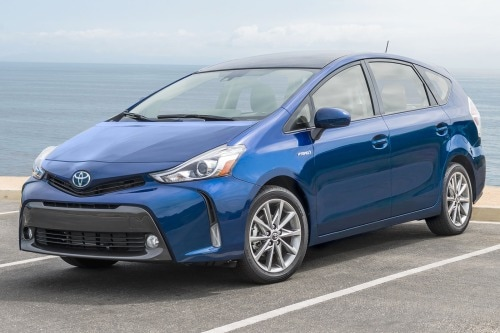 Used 2016 Toyota Prius V Pricing For Sale Edmunds