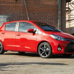 New Yaris Trd 2017 All Sportivo 2014 Toyota Hatchback Pricing For Sale Edmunds