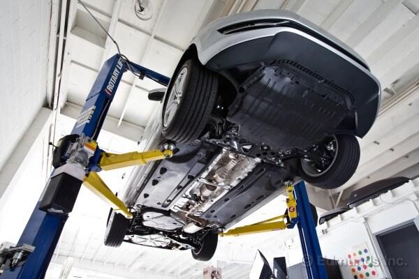 A Look Underneath 2013 Volkswagen Passat Tdi Long Term