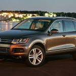 2013 Volkswagen Touareg Review Ratings Edmunds