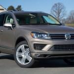 2015 Volkswagen Touareg Review Ratings Edmunds