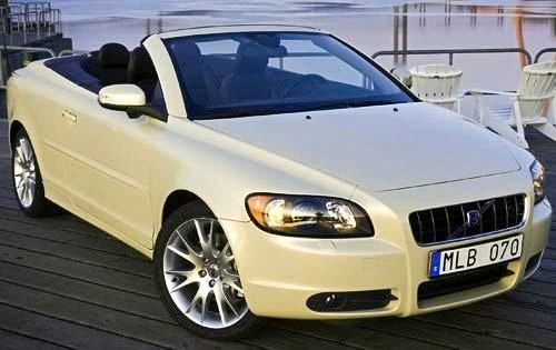 Used 2010 Volvo C70 Convertible Pricing Amp Features Edmunds
