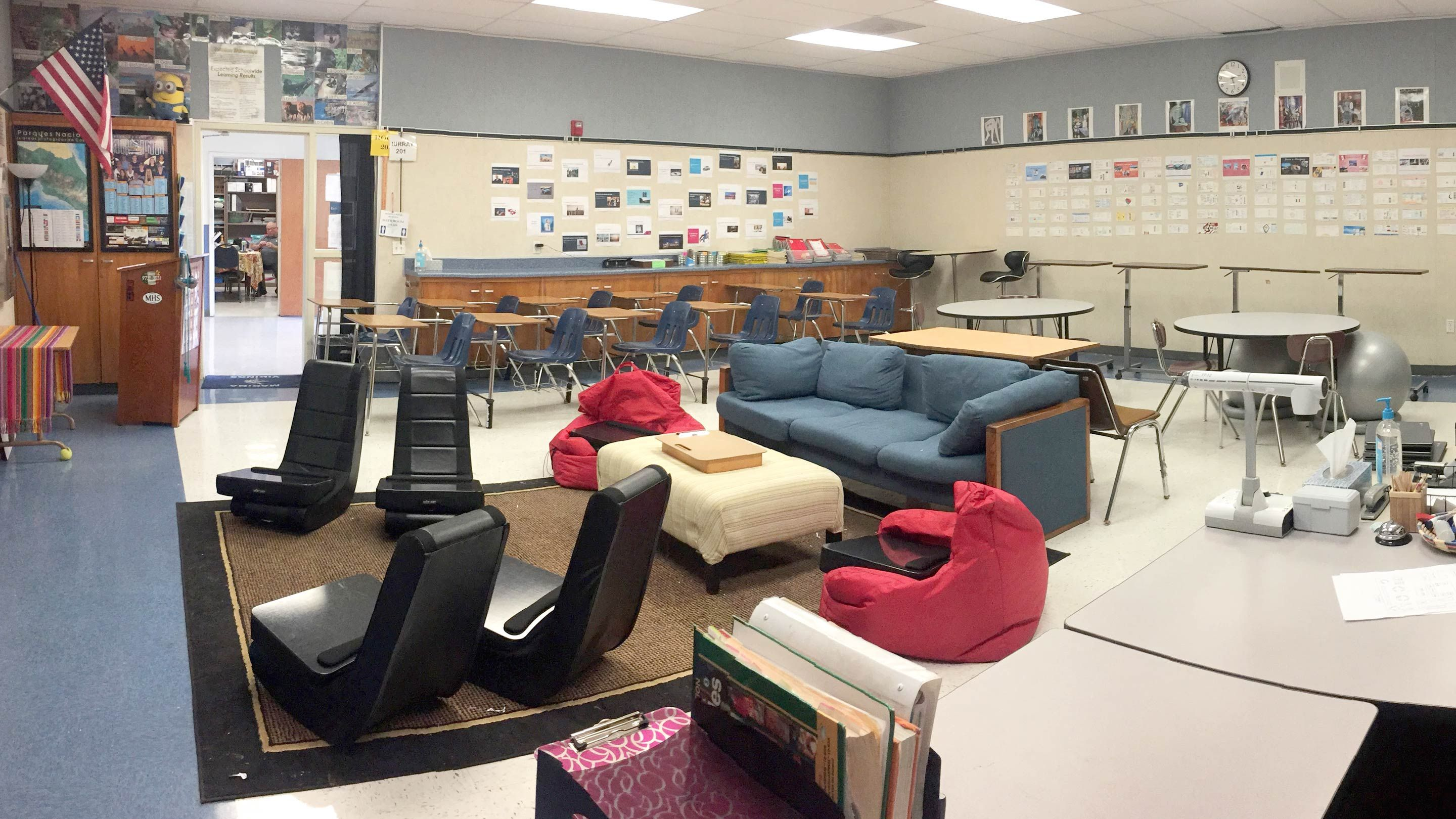 Flex Chairs Your Flexible Classroom Questions Answered Edutopia