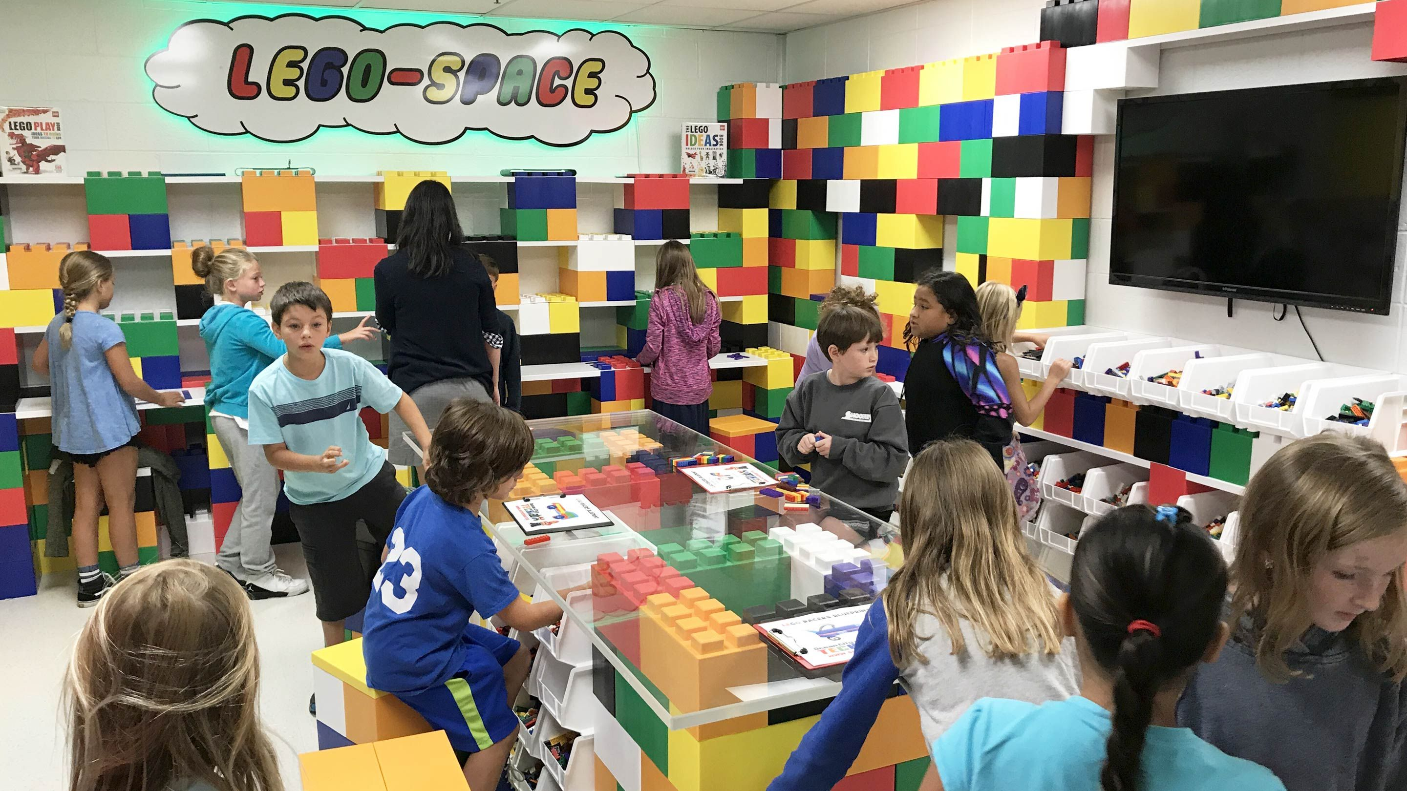A Makerspace Built by Elementary Students  Edutopia