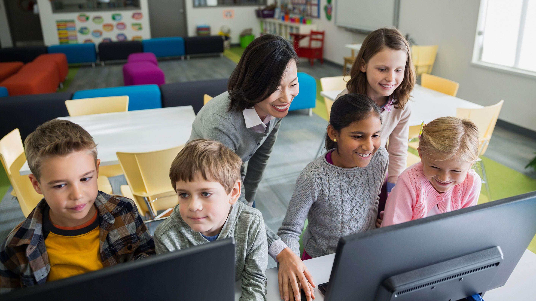 Students Best Tech Resource The Teacher
