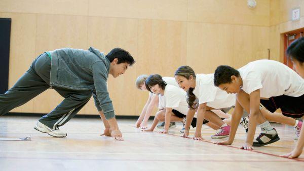 5 Fun Gym Games Kids Moving Edutopia