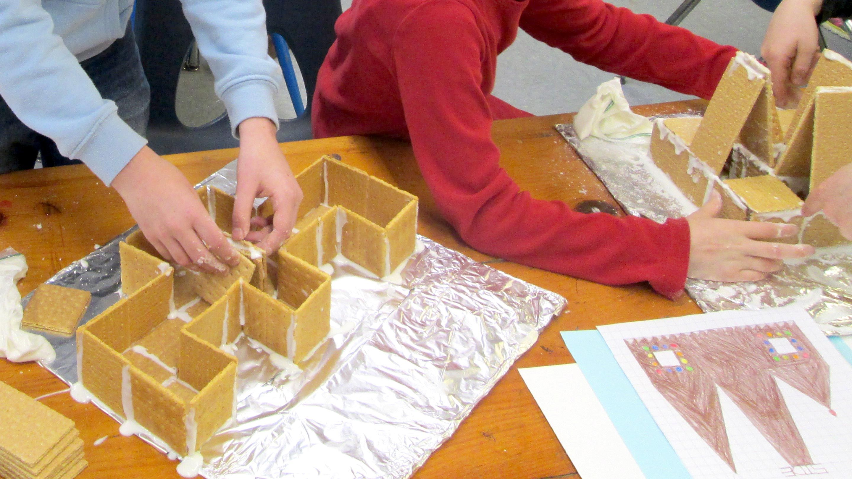 The Great Gingerbread House Project