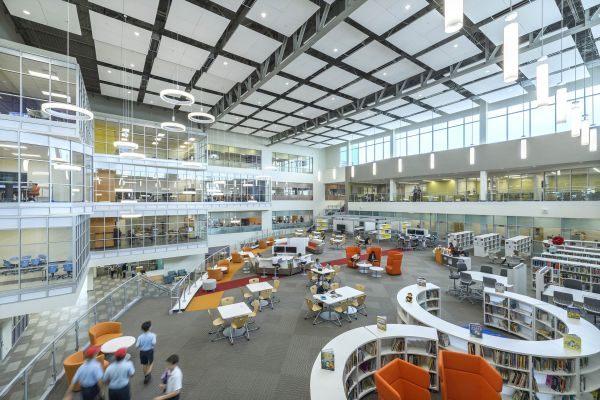 Architecture Of Ideal Learning Environments Edutopia