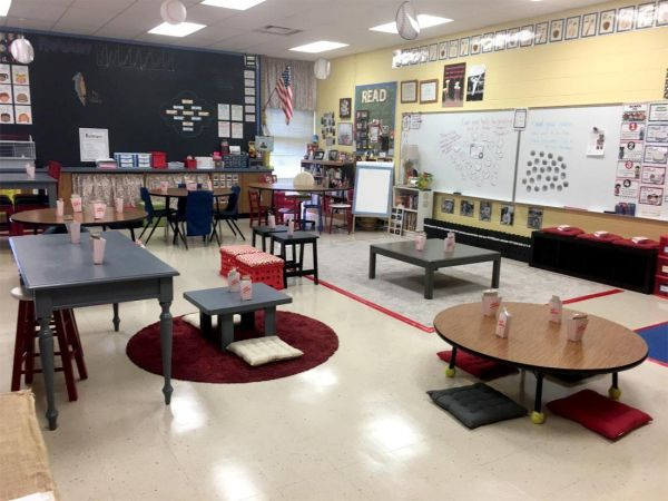 4th Grade with Classroom Flexible Seating