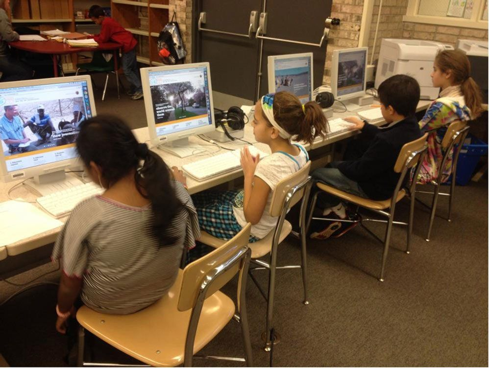 The Out Of Eden Walk An Experiential Learning Journey From The Virtual To The Real  Edutopia