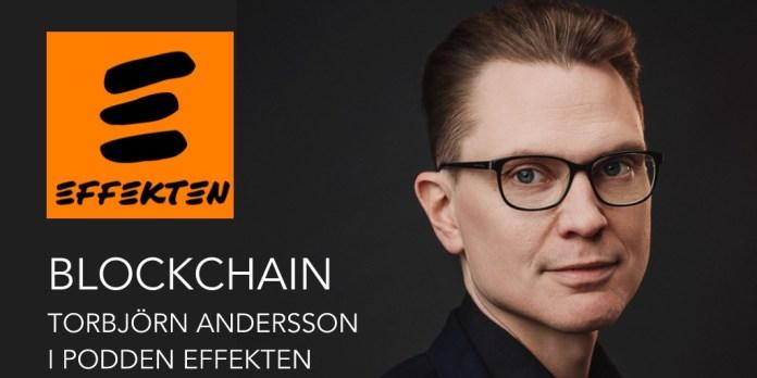 Torbjörn Andersson, Blockchain