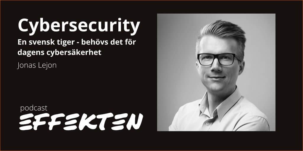 Cybersecurity med Jonas Lejon (avsnitt 79)