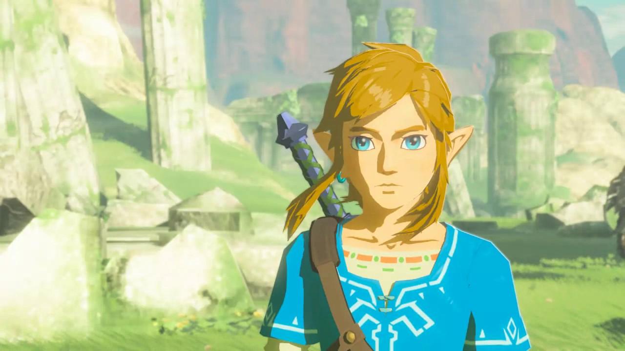 Por Qu Link No Habla En Breath Of The Wild Curiosidades Sobre Zelda