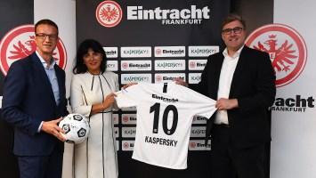 Eintracht Frankfurt Football AG partners with Kaspersky ...