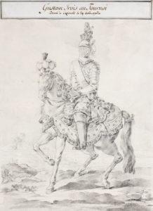 Gustav III karusellspel