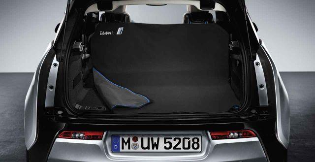 Functionele Autodeken BMW i3 i01