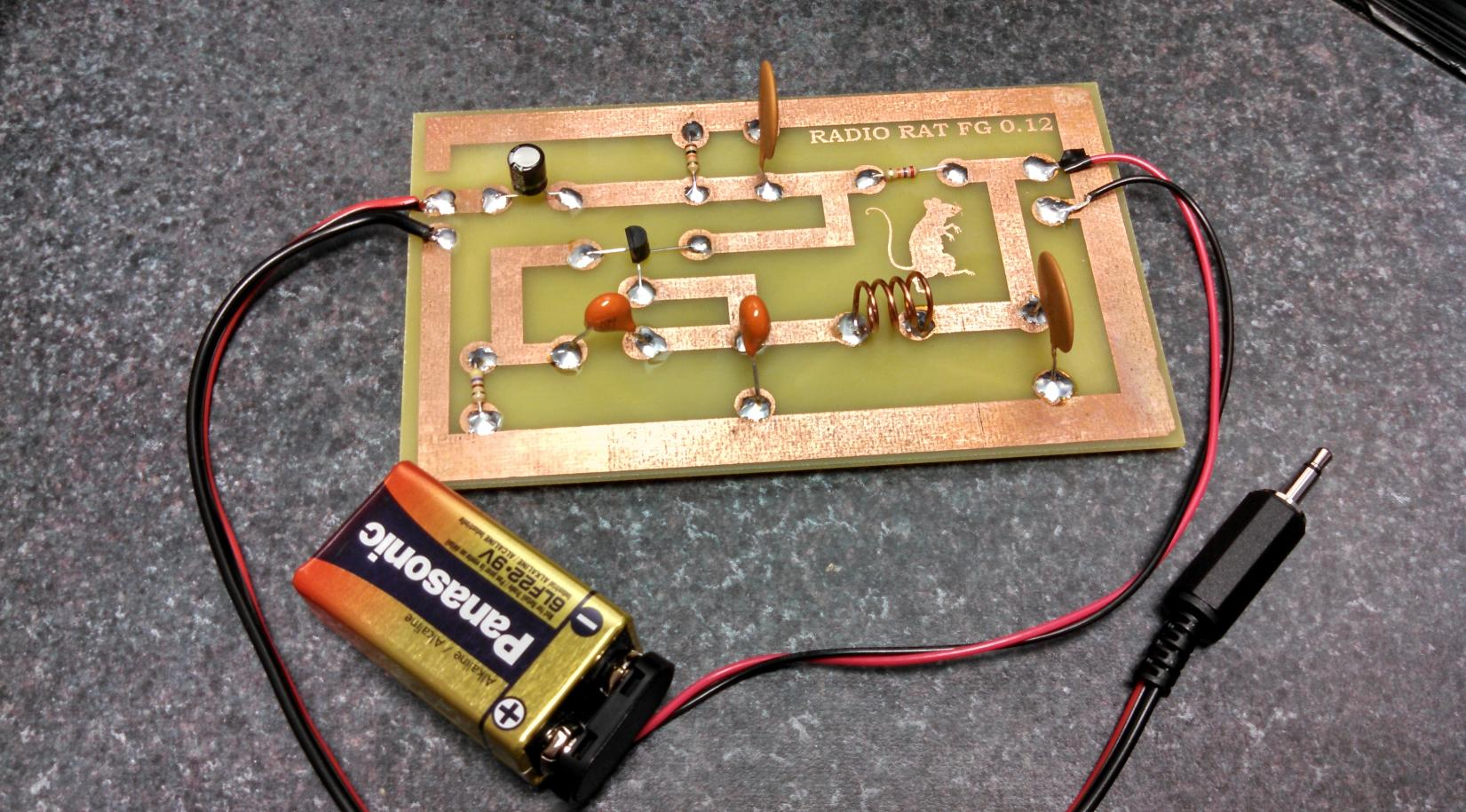 Project On Electronic Circuit Design