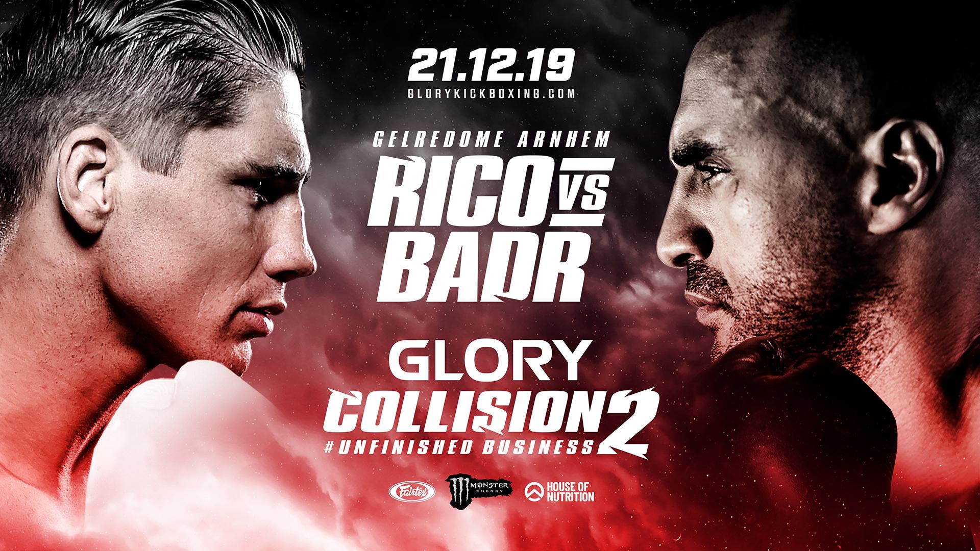 collision 2 glory kickboxing