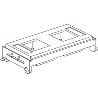 Stago Thorsman Onderdeel Centraalplaat Modular Jack