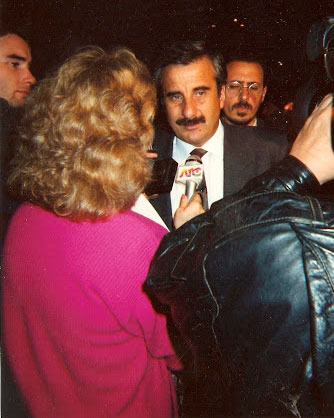 Mario Moine, en sus tiempos de gobernador