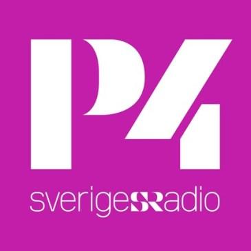 """Radio P4 Halland: """"Nu är författardrömmen sann"""""""