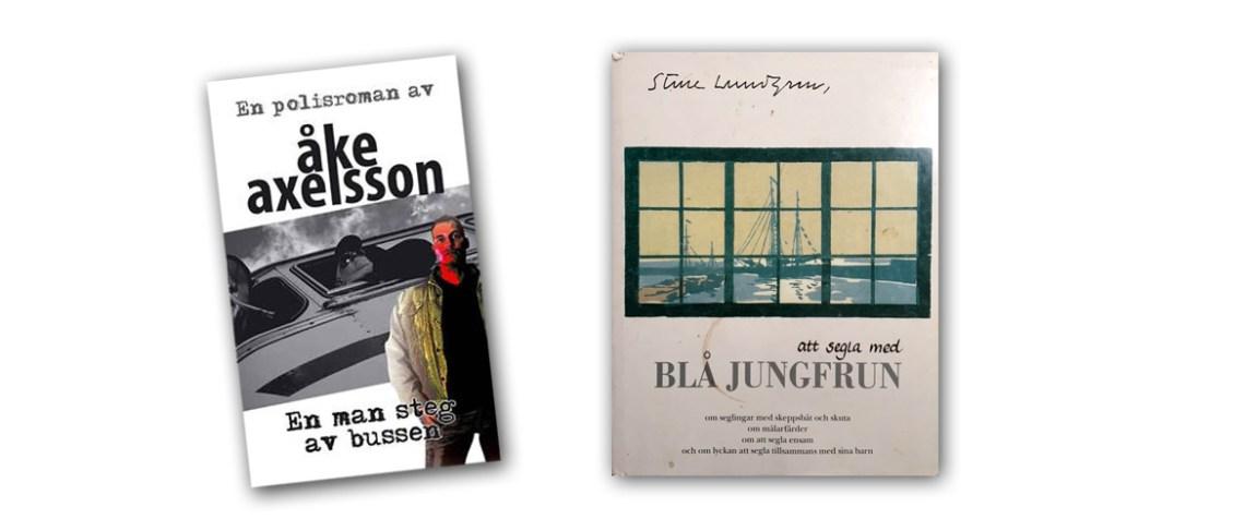 Böcker av Åke Axelsson och Sture Lundgren, Gillbergaförfattare